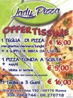Lady Pizza, Roma