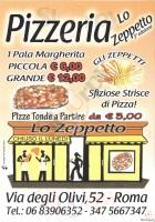 Lo Zeppetto, Roma