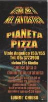 Pianeta Pizza, Roma