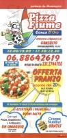 Pizza Fiume, Roma