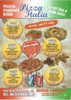 Pizza Italia, Roma