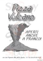 Pizza Vulcano, Roma