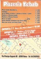 Pizzeria Kebab, Roma