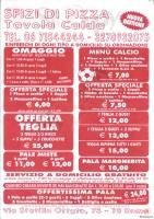 Sfizi Di Pizza, Roma