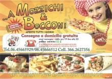 A Mozzichi E Bocconi, Roma