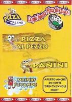 Pizza Caesar, Roma
