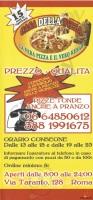 Casa Della Pizza, Roma