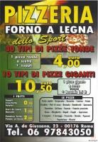 Dello Sport, Roma