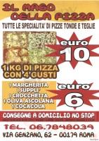 Il Mago Della Pizza, Roma