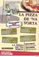 La Pizza De 'na Vorta, Roma