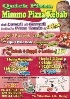 Mimmo Pizza Kebab, Roma