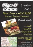 Pizza & Natura, Roma