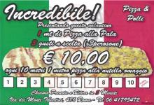 Pizza & Polli, Roma