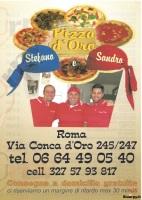 Pizza D'oro, Roma