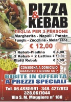 Pizza E Kebab, Roma