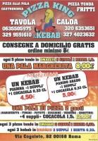 Pizza King & Kebab, Roma