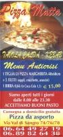 Pizza Matta, Roma