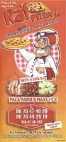 Raf Pizza, Roma