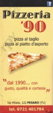 '90 - Pesaro, Pesaro