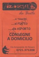 Da Berto, Pesaro