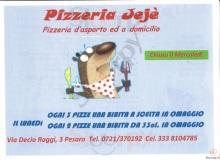 Jeje, Pesaro