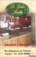 La Dolce Sosta, Pesaro