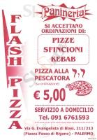 Flash Pizza, Palermo