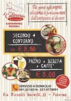 Il Culinario, Palermo