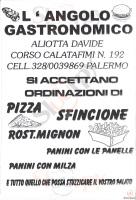 L'angolo Gastronomiaco, Palermo