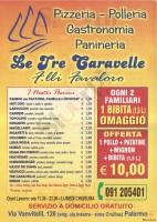 Le Tre Caravelle, Palermo