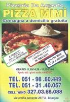 Pizza Mimi', Bologna