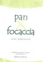 Pan X Focaccia, Palermo