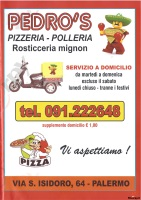 Pedro's, Palermo