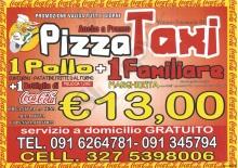 Pizzataxi, Palermo