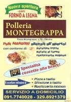 Polleria Montegrappa, Palermo