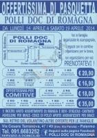 Polli Doc Di Romagna, Palermo