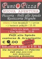 Punto Pizza, Palermo