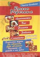 Rosso Peperone, Palermo