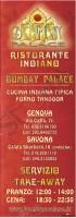 Bombay Palace - Genova, Genova