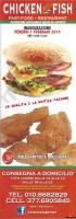 Chicken & Fish, Genova