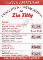 Da Zia Titty, Genova