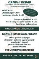 Gandhi Kebab, Genova
