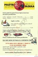 Pasta & Birra, Genova