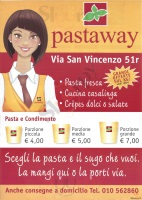 Pastaway, Genova