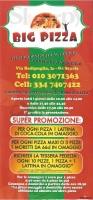 Big Pizza, Genova