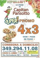 Capitan Pansotto, Genova
