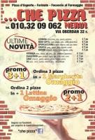 Che Pizza, Genova
