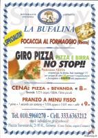 La Bufalina, Genova