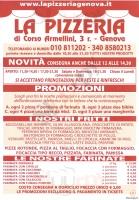 La Pizzeria, Genova