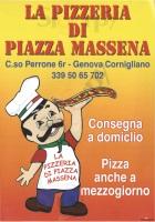La Pizzeria Di Piazza Massena, Genova